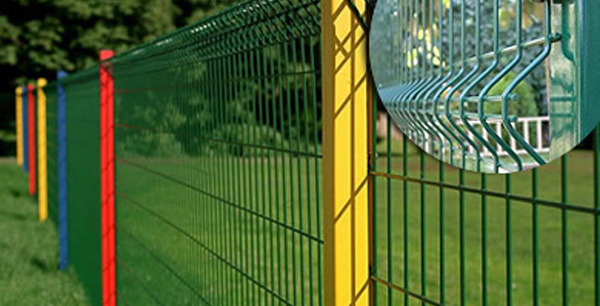 Mesh Fencing | Mesh Panel Fencing Supply and Installation London