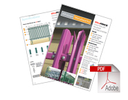 Steel and Timber Fencing Brochure